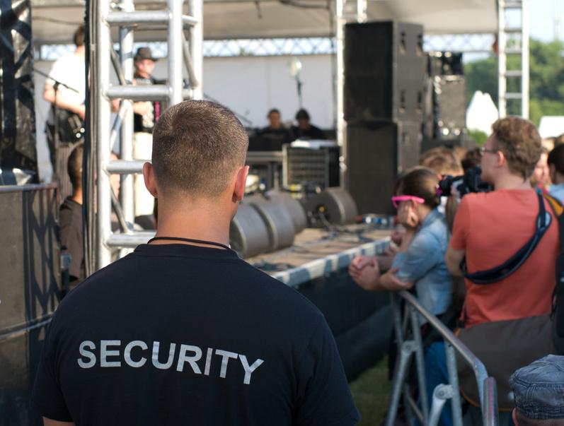 Event Security Guards, Services & Stewards Bristol UK