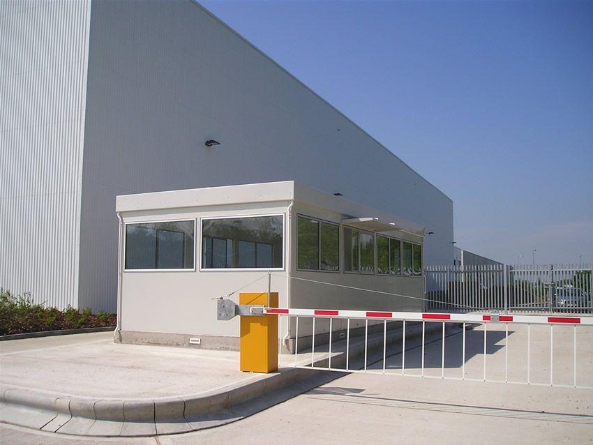 Gatehouse security service