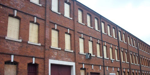 Vacant & empty property service